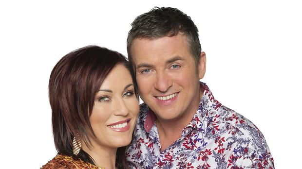 Jessie Wallace and Shane Richie will be returning to EastEnders as Kat and Alfie Moon at Christmas (BBC/PA)