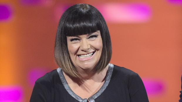 Vicar of Dibley star Dawn French said she has never done an interview without her weight being mentioned