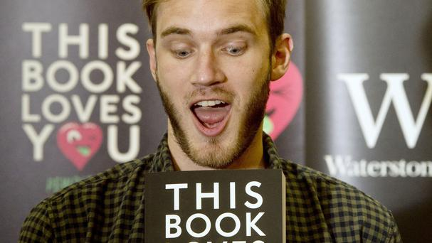 PewDiePie, real name Felix Kjellberg, is the most-subscribed YouTuber in the world