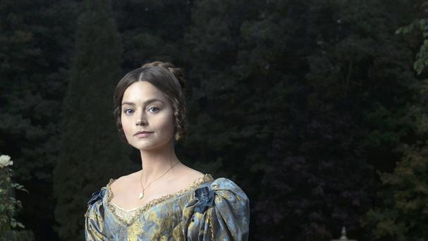 Jenna Coleman is playing Queen Victoria in an ITV drama series