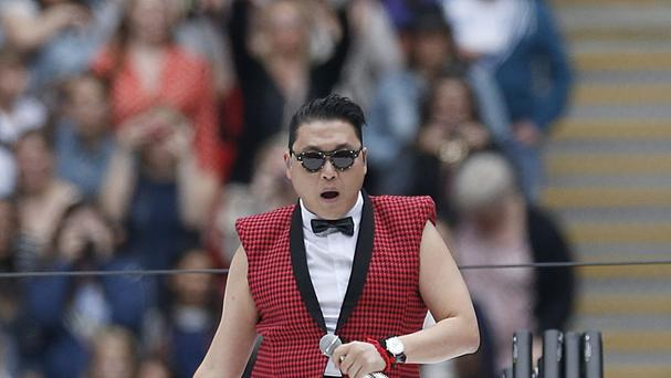 PSY became a worldwide sensation with his Gangnam Style hit