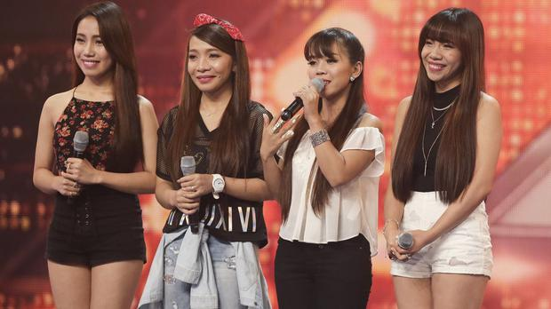 Bookies' favourite 4th Impact are through to the live shows