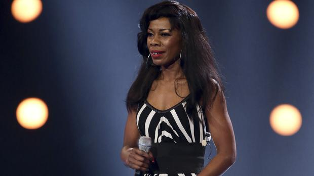 Bupsi is through to the X Factor live shows