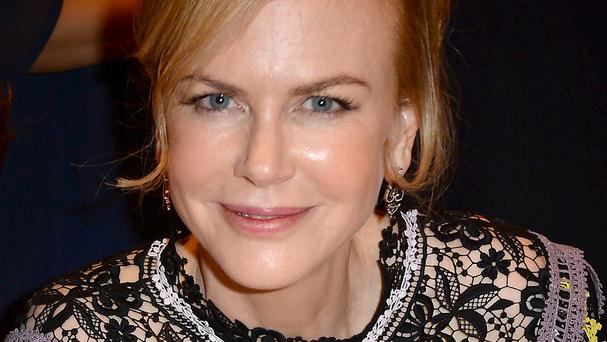 Nicole Kidman is one of the stars of the unique charity performance