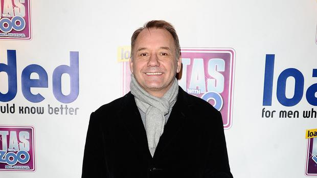 Bob Mortimer is recovering from a triple bypass heart operation