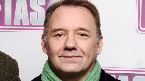 Bob Mortimer had been due to take to the stage in Glasgow in a fortnight for 25 Years Of Reeves And Mortimer: The Poignant Moments