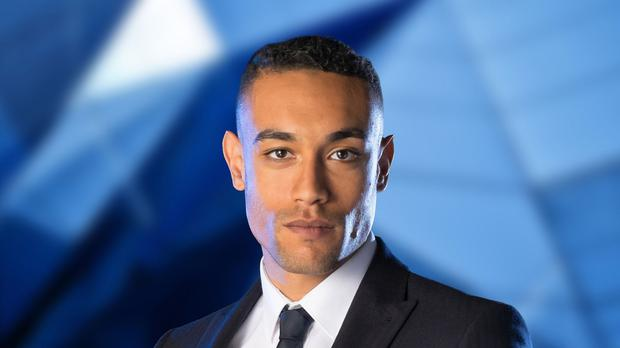Scott Saunders, one of the candidates in this year's BBC1 programme, The Apprentice.