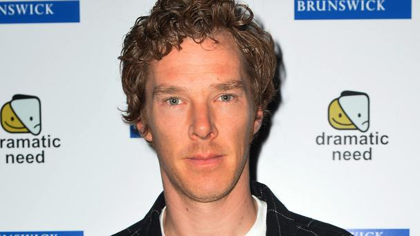 Benedict Cumberbatch apologised for his language