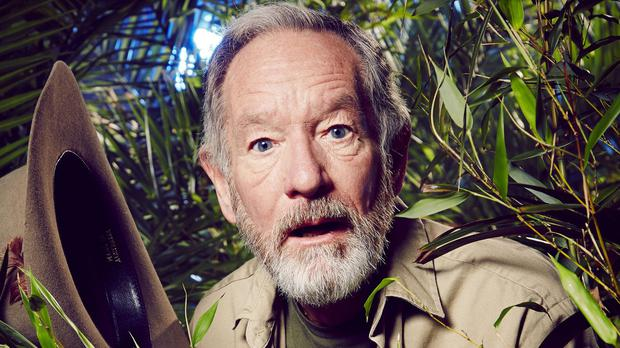 Michael Buerk was the third contestant to be voted off I'm A Celebrity ... Get Me Out Of Here! (ITV/PA)