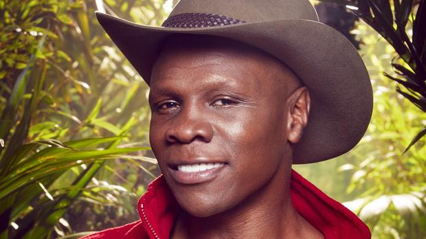 Chris Eubank has been revealed as one of the contestants for I'm A Celebrity... Get Me Out Of Here! 2015 (ITV/PA)