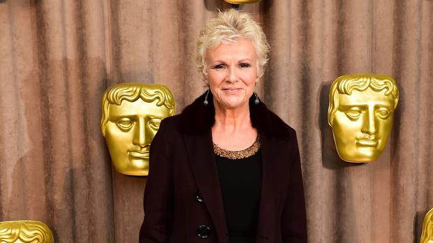 Julie Walters attending the Baafta Breakthrough Brits event at the Burberrry store in central London