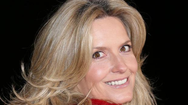 Penny Lancaster says she was attacked as a schoolgirl