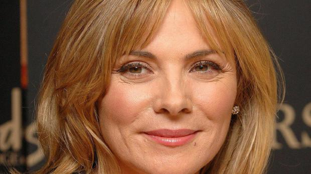 Kim Cattrall has been forced to cancel her performance in Linda