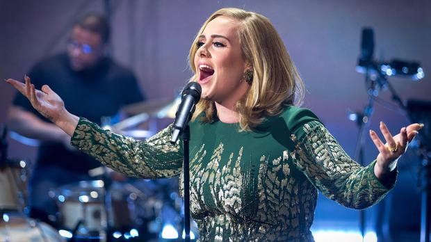 Adele has released her third album Hello (BBC/PA)