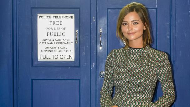Jenna Coleman has played Clara Oswald for three years