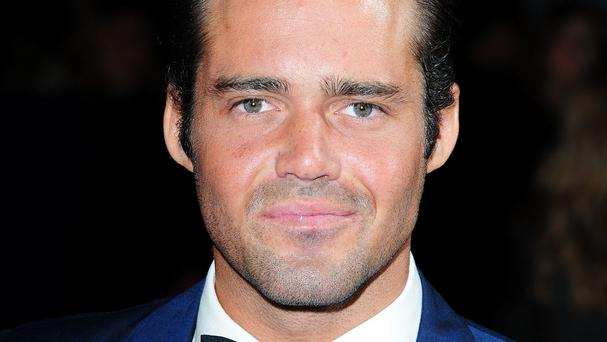 Spencer Matthews had to quit I'm A Celebrity ... Get Me Out Of Here! because he was taking 'steroid-based medication' to bulk up for a charity boxing match