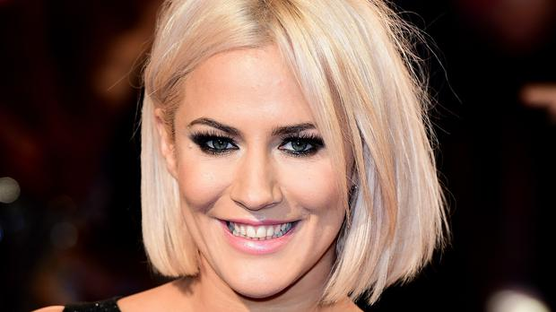 Caroline Flack has hit back at online comments about her appearance on The X Factor