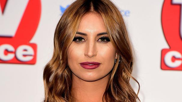 Ferne McCann found herself in floods of tears on I'm A Celebrity ... Get Me Out Of Here!