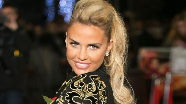 Katie Price said Peter Andre is a 'really good dancer'