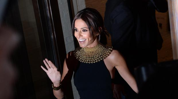 Cheryl Fernandez-Versini said the winner and all nominees were an inspiration to her