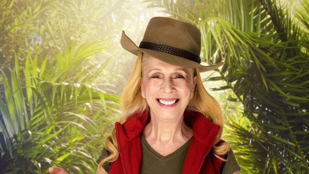Lady Colin Campbell has left the jungle