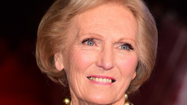 Mary Berry said she knew he son had been killed when she was asked to sit down