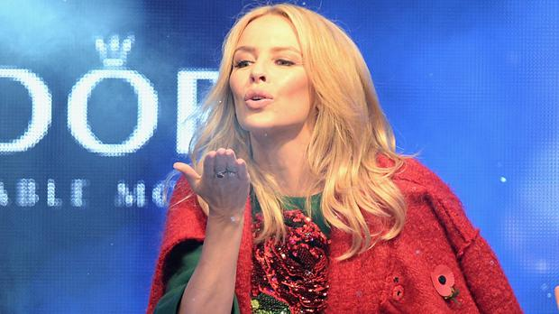 Newly-partnered Kylie Minogue revealed she is 'not a chef!' and doesn't cook at Christmas