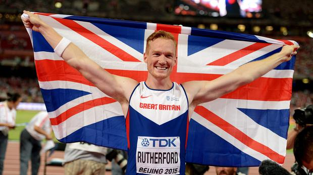 Greg Rutherford has said Tyson Fury's views give him grave concerns about sharing a stage with the boxer