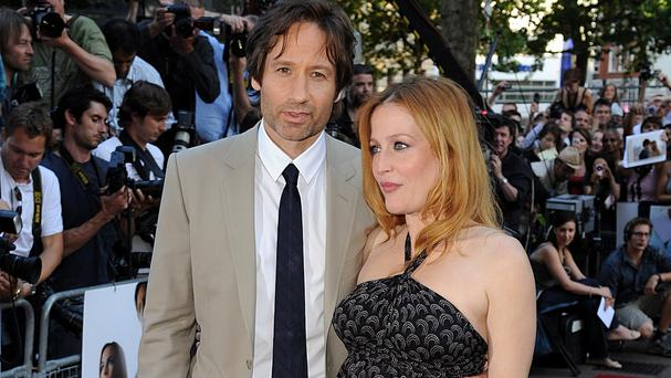 The X-Files will return with original cast members Gillian Anderson and David Duchovny as Dana Scully and Fox Mulder