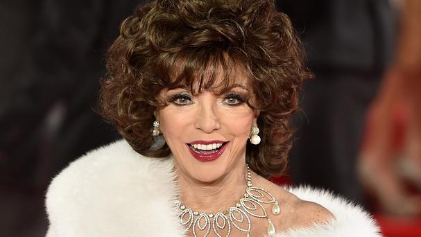 The Collection of Dame Joan Collins will be sold at Julien's Auctions in Beverly Hills