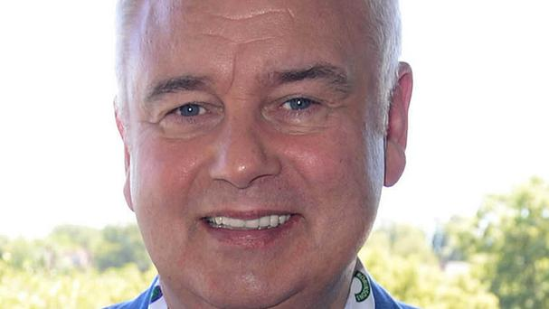 Presenter Eamonn Holmes faces a double hip replacement
