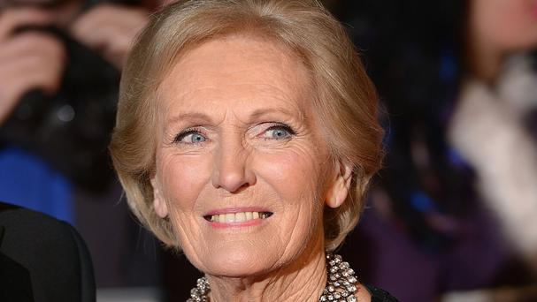 Mary Berry: At Home For Christmas will be broadcast on December 24