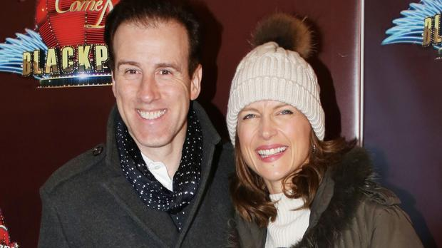 The Strictly Come Dancing judges saved Anton Du Beke and his celebrity partner Katie Derham in Sunday's dance-off