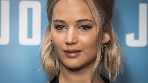 Jennifer Lawrence attends a special screening of her new film Joy in London