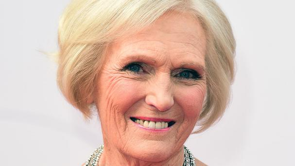 Mary Berry will share her secrets and recipes