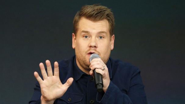 James Corden is host of The Late Late Show