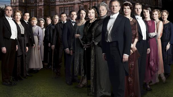 The cast of Downton Abbey bowed out of the hit series after five years in which the ITV show became a global phenomenon (ITV/PA)