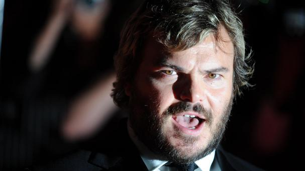 Jack Black said he beat his stage fright during a school production of The Caucasian Chalk Circle
