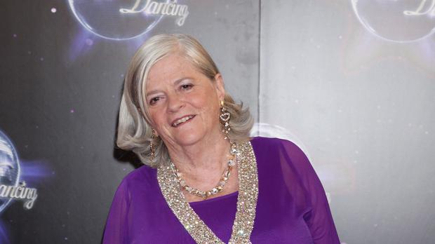 Ann Widdecombe is tackling the subject of etiquette in her new series