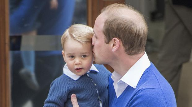 Fatherhood has made the Duke of Cambridge more emotional, he said in a TV interview