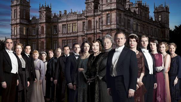 Downton Abbey's festive farewell was watched by 10.92m people (ITV/PA)