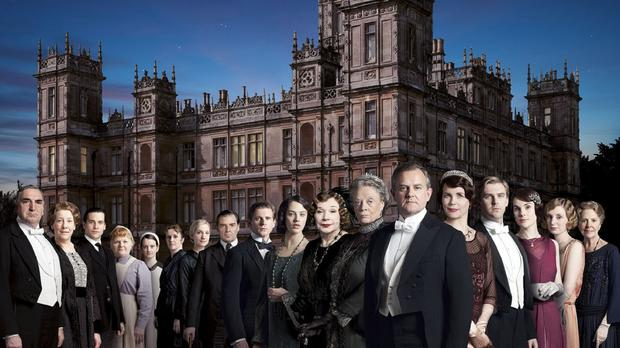 Downton Abbey was the subject of a Bafta tribute and honoured with a special award in August (ITV/PA)