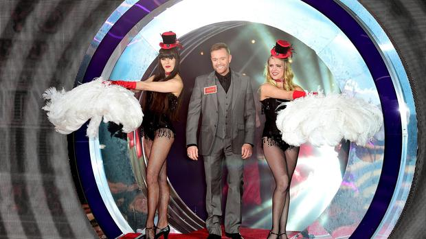 Darren Day is one of the housemates on the latest series of Celebrity Big Brother
