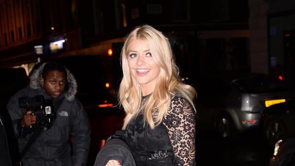 Holly Willoughby said she has grown up with FHM Magazine