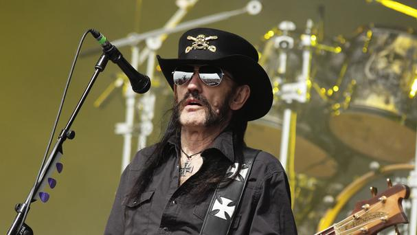 Lemmy's name could be immortalised in the periodic table