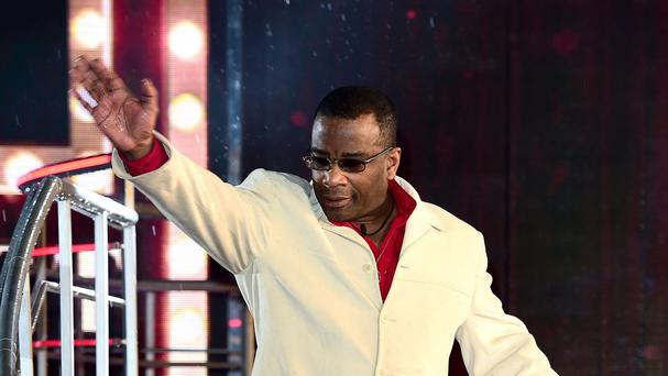 Winston McKenzie is evicted from the house during the latest series of Celebrity Big Brother