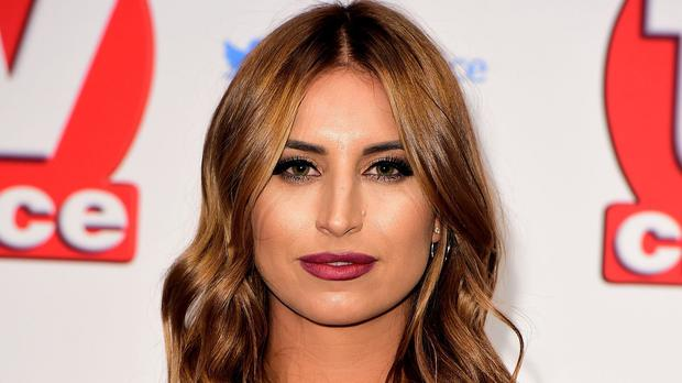 Ferne McCann came third in last year's I'm A Celebrity ... Get Me Out Of Here!