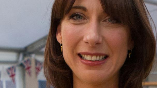 Samantha Cameron is among the contenders (BBC/PA)