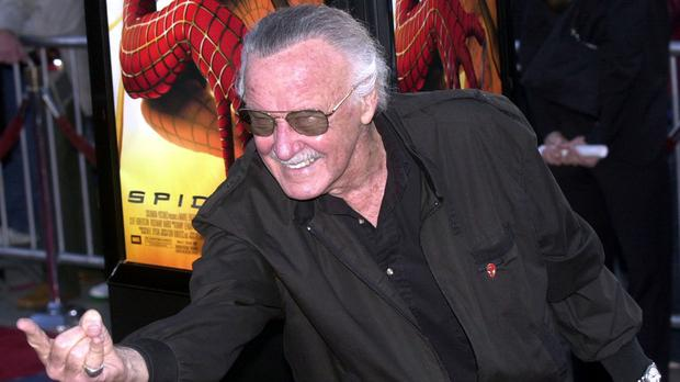 I created a Marvel but now I can't read a script - comic king Stan