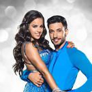 Georgia May Foote with her dance partner Giovanni Pernice (BBC)